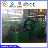 Machine hydraulique de dépliement en acier et de roulement de la plaque W11S-50X4000 3-Roller