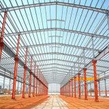 Viga H pesada estructura de acero Taller y almacén