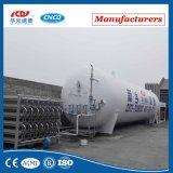 水平Ssの液体酸素窒素のアルゴンの液化天然ガスの極低温記憶装置タンク