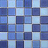 Azulejo de mosaico de cerámica esmaltado para la piscina con diverso diseño del modelo