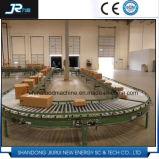 De Transportband van de Rol van het Ce- Certificaat voor Kartons/Lijn van de Verpakking van Flessen de Volledige