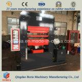 Gran Tipo de trama hidráulica Máquina Prensa vulcanización de caucho