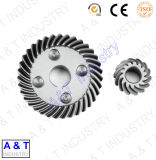 CNC Aangepaste Delen van de Machines van het Roestvrij staal/van het Messing/van het Aluminium Centrale