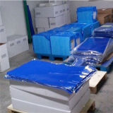 Industrial PE antiestático ESD para salas blancas estera pegajosa (EGS-506)