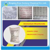 Precio blanco a granel del bicarbonato del amonio del polvo