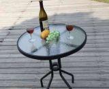 Mesa de café de vidrio templado (JINBO).