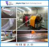 Пвх спираль стальной проволоки усиленные шланг линии экструзии, спираль стальной проволоки усиленные шланг бумагоделательной машины