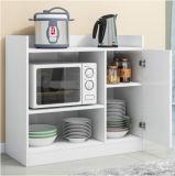 Neuester Entwurfhölzerner Sideboard für Wohnzimmer-Möbel