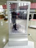 55inch55inch OLED transparenter transparenter LCD Kiosk
