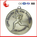 Neues Entwurfs-preiswertes kundenspezifisches Metallolympische Medaille