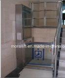Elevatore di sedia a rotelle idraulico elettrico per i handicappati