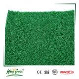 Bestes künstliches Rasen-rote Farbe Golf&Field 25stitches Chemiefasergewebe-Gras
