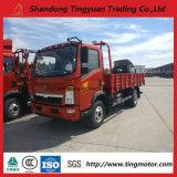 4*2 HOWOの160HPディーゼル機関を搭載する小型貨物トラック