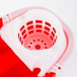 Benna sistemabile del Mop di colore rosso no. 4 di Pleastic dell'HDPE per il commercio all'ingrosso