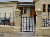Outdoor Iron Gate vintage de haute qualité