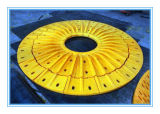 採鉱の摩耗の部品かホッパーはさみ金の版--顎はさみ金かハンマーの版
