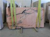Het Roze Marmer van China voor de Binnenlandse Tegels van de Bekleding van de Vloer/van de Muur