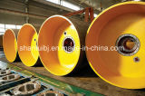 Rodillo de la rueda de los parásitos atmosféricos tres de Shantui (enchufe de SR2125S/Factory)