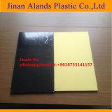 De 0,3 mm 31*45cm de color blanco/negro pegamento PVC Hoja interior de la foto Reservar