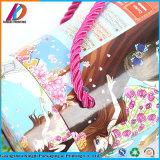 Tube Pacakging de cadeau de papier de carton de fournisseur de la Chine avec le traitement