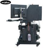 Macchina della stampante della bandiera di Peformance della parte superiore di prezzi della testa di stampa Dx5 tre migliore direttamente
