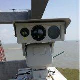 De drievoudige Camera van de Visie van de Nacht van de Scanner PTZ IP van het Spectrum Thermische