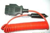 J1962 OBD-II 16 P.M. &Nbsp; to&Nbsp; Zigaretten-Feuerzeug-Kabel