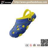 Обычных мужчин обувь для серии EVA засорить сад тапочки 20303-3 для установки вне помещений