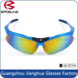 Hombres al por mayor ligeros baratos Diseñado Anteojos con estilo polarizado Revo Ciclismo Pesca Montar Ejecución de las gafas de sol
