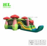 O tema do circo Combo insufláveis House com o elefante 3D