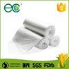 De milieuvriendelijke Volledige Biologisch afbreekbare Composteerbare Vuilniszakken van de Douane PLA op Broodje