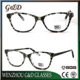 Producto Nuevo estilo de moda el espectáculo de acetato de bastidor de la óptica ocular Gafas