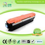 Fabricado na China Color Toner Cartridge CE340A CE341A CE342A CE343A Laser Toner para HP