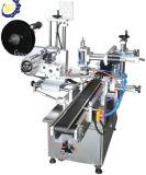Machines de écriture de labels plates automatiques à simple face à grande vitesse