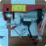 200-1200 élévateur de câble métallique de PA de kilogramme soulevant le mini élévateur
