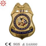 Safe Pin를 가진 승진 Gifts Eagle Metal Police Badges