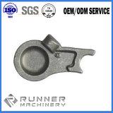 Forja de acero forjada del hierro labrado de la fragua de las piezas del metal de hoja de China