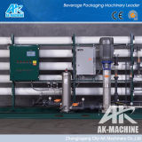 Máquina do tratamento da água do RO