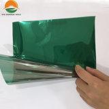 Анти--Поцарапайте пленку подкраской окна просвечивающего здания изоляции жары декоративную покрашенную стеклянную