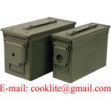 Militärmunition wir/NATO kann Munitions-Kasten-Militär kann - M19A1/M2a1/PA108