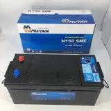 N150 12V 150Ah d'excellentes performances MF Camion de plomb-acide/voiture/Auto de la batterie (145G51 SMF)