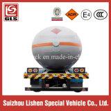 Lpg-Gas-Tanker-halb Schlussteil-LKW-Schlussteil für Verkauf