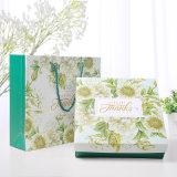 Plegado de impresión personalizados envases de papel Caja de regalo