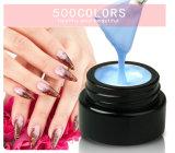 Peinture acrylique UV Nail Art Peintures Laquare Gel Gel Jar