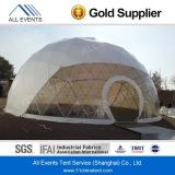 PVC Coversとの強いGeodesic Dome Tent