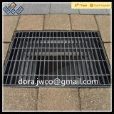 Jwの熱いすくいの電流を通された溝の下水管の格子