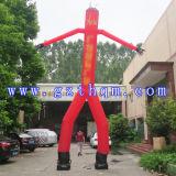 カスタマイズされたサイズの膨脹可能な空気ダンサーまたは結婚式の空気ダンサー