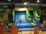 喝采の娯楽主題の屋内柔らかい演劇の運動場装置