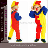 Carnival Halloween Clown Suit Party Kid Costume pour enfants (TCQ0056)