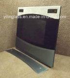 De serigrafie drukte het Aangemaakte Glas van de Oven af